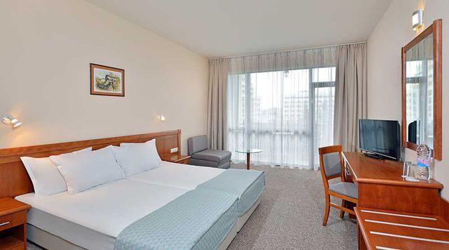 """Отель """"Сол Несебр Марe"""" - DBL room sea view"""